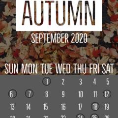 2020年9月の休診日のお知らせ