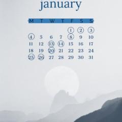 2021年1月の休診日のお知らせ
